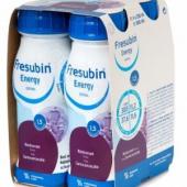 Fresubin Energy Drink o smaku czarnej porzeczki 4x200ml