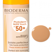 BD PHOTODERM NUDE TOUCH SPF50+ (ciemny)