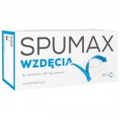 Spumax Wzdęcia 125mg, 30 kapsułek