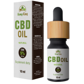 Hemp King, olej CBD 5%, 10ml