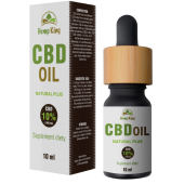 Hemp King, olej CBD 10%, 10ml