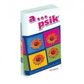 Chusteczki higieniczne Apsik, 10 chusteczek (1 op.)
