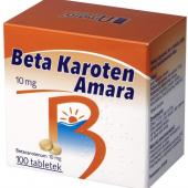 Beta Karoten Amara, 100 tabletek
