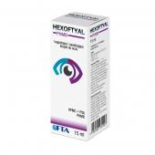 Hexoftyal PHMB, krople do oczu, 15ml