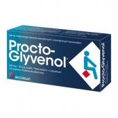 Procto-Glyvenol, 10 czopków