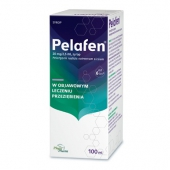 Pelafen 20mg/2,5ml, syrop, 100ml