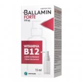 Ballamin Forte, aerozol doustny, 15ml + Ballamin, 15ml gratis