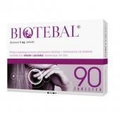 Biotebal 5mg, 90 tabletek