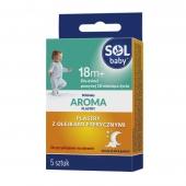 SOLbaby Aroma, 5 plastrów