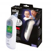 Braun IRT6520 ThermoScan, termometr do ucha