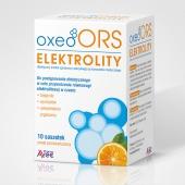 OxeoORS Elektrolity, 10 saszetek