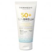 DERMEDIC SUNBRELLA, krem do skóry suchej i normalnej SPF50+, 50g