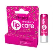 REGITAL Strawberry Lip Care, odżywcza pomadka z wit. C, 4,9g