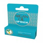 GlySkinCare Argan Oil Lip Balm, łagodząco regenerująca pomadka ochronna, 4,9g