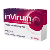 inVirum 200mg, 30 tabletek