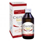 Calcium Hasco, syrop o smaku coli, 150ml