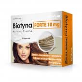 Biotyna Forte 10mg , 30 kapsułek