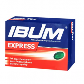 Ibum Express 400mg, 24 kapsułki