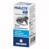 Hialeye Free 0,2%, 10ml