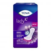 TENA Lady Normal Night, 10 sztuk
