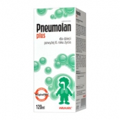 Pneumolan Plus płyn, 120ml