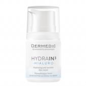 Dermedic Hydrain3, krem nawadniający na dzień, 55g