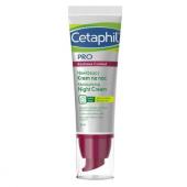 Cetaphil PRO Redness Control nawilżający krem na noc, 50ml
