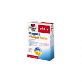 Doppelherz Aktiv, Magnez + Wapń Forte, 30 tabletek