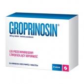 Groprinosin, 20 tabletek