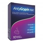 AntyGrypin Noc, 10 tabletek musujących