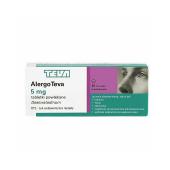 AlergoTeva, 5mg, 10 tabletek