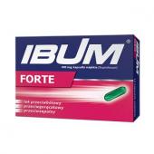Ibum Forte 400mg, 36 kapsułek