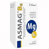 Asmag B, 50 tabletek