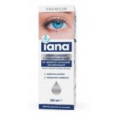 Iana Premium, płyn do soczewek, 360ml