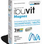 Ibuvit Magnez, 30 tabletek
