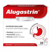 Alugastrin 3 Forte, 20 saszetek