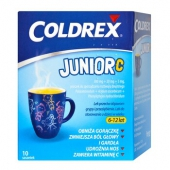 Coldrex Junior C, 10 saszetek
