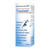 HEEL, Traumeel S, krople, 30 ml
