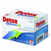 Detox + Cholester, 60 tabletek