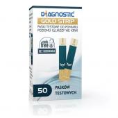 Diagnostic Gold Strip, 50 pasków testowych