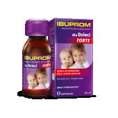 Ibuprom dla Dzieci Forte, syrop, 150ml