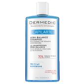 Dermedic Capilarte, szampon sebu-balance, 300ml