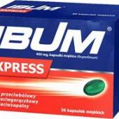 Ibum Express 400mg, 36 kapsułek