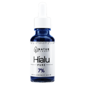 NaturPlanet Hialu Pure 7%, serum, 30ml