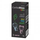 CarboRhea Kids, płyn z węglem aktywnym, 120ml