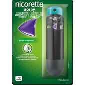 Nicorette Spray, 1mg/dawkę, 150 dawek