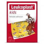 Leukoplast Kids, plaster do cięcia, 6cmx1m