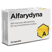 Alfarydyna, 30 kapsułek