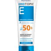 EMOTOPIC, dermo-ochronny krem mineralny SPF50+, 75ml