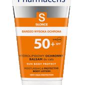 PHARMACERIS S, hydrolipidowy ochronny balsam SPF50+ do ciała, 200ml